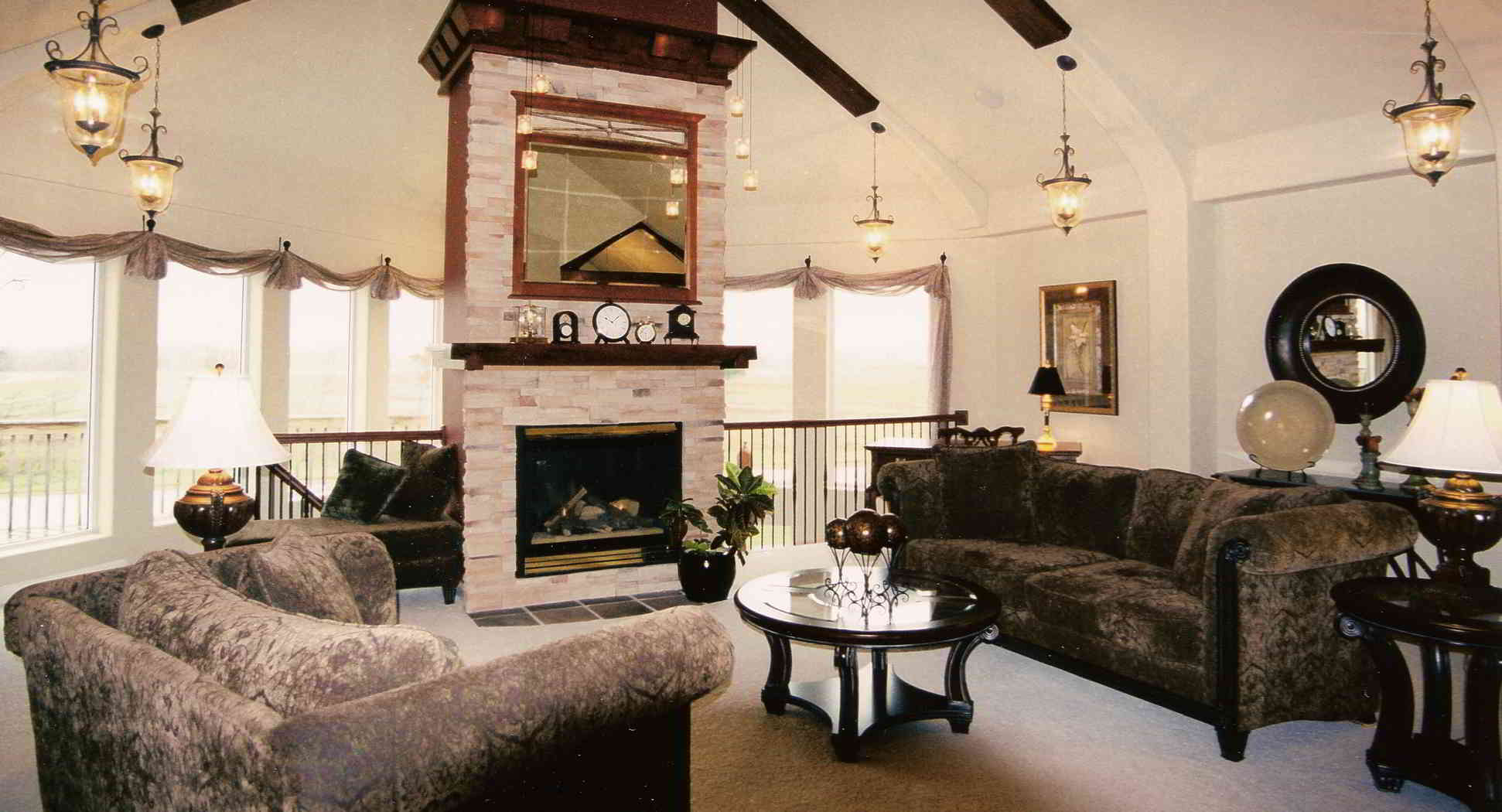 Old World Style Home Design Plans
